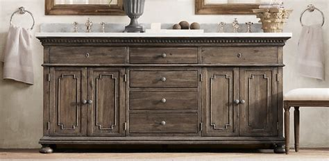 Restoration Hardware Vanities Bath by St Restoration Hardware Master Bath Vanity Except With Different Finish Bathrooms