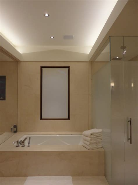 Bathroom Lighting Denver Master Bath Cove Lighting Contemporary Bathroom