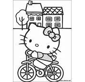 Kitty Nest Plus Un B&233b&233  Elle Fait Du V&233lo Sans Les Petites Roues