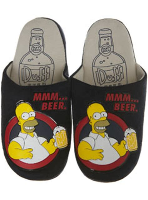 homer simpson house shoes homer simpson slippers