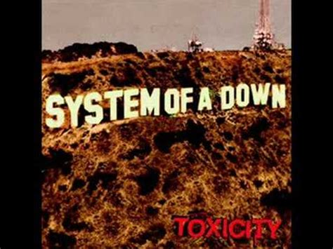 system of a down toxicity album system of a down atwa youtube