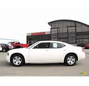 2008 Stone White Dodge Charger SE 28527948  GTCarLotcom