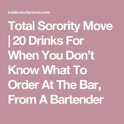 top 20 drinks ordered at a bar 1000 ideas about bartenders on pinterest liquor drinks