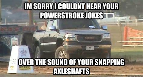 Powerstroke Memes - dodge 5 2 vs chevy 5 3 vs ford 5 4 autos post