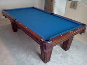 pool table s cave