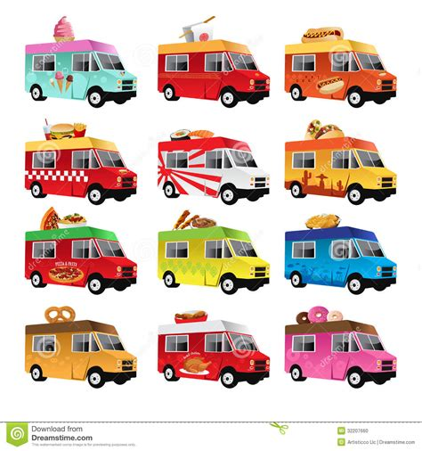 food truck design vector food truck stock vector image of burrito fast food