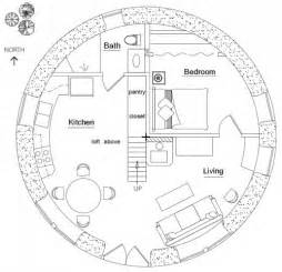 hobbit house plan