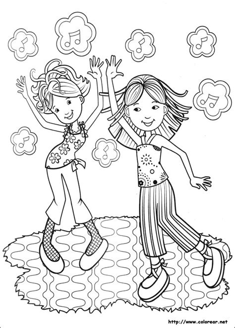 Groovy Coloring Pages Free Free Dibujos Para Colorear De Groovy Girls by Groovy Coloring Pages Free Free