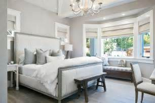 White and grey bedrooms