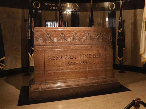 when was abraham lincoln buried the gallery for gt abraham lincoln opened