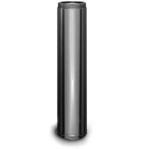 Pipa Hitam 12 Inch 6 Inch X 12 In Chimney Pipe Asht