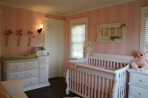 pink baby rooms pink baby room traditional kids charlotte by stratton design group