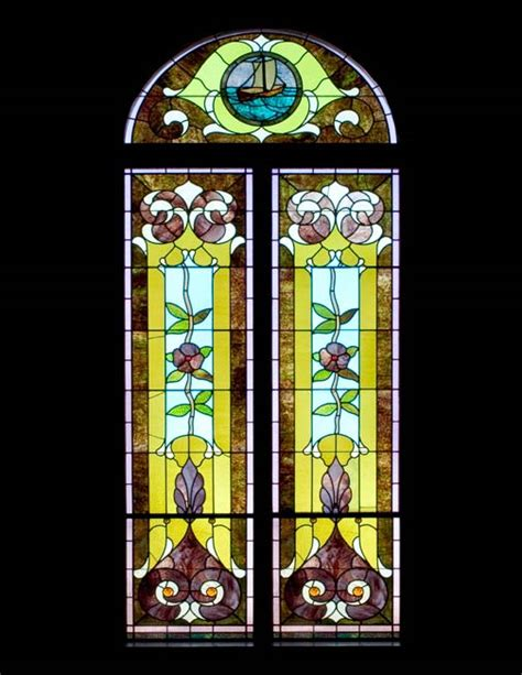 stained glass ls david lutheran church jackson wi