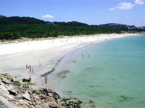 playa nudista playa de barra cangas playa nudista galicia el