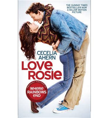 love rosie where rainbows 0007538189 love rosie where rainbows end cecelia ahern 9780007538393
