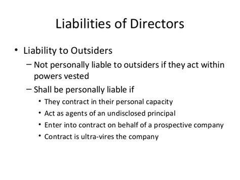 section 21 of the companies act company law part ii