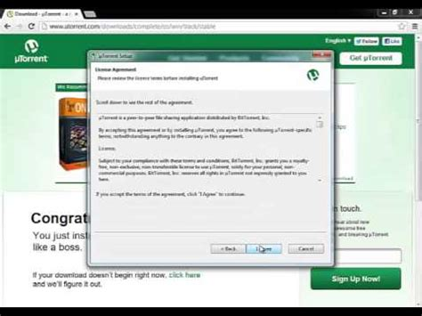 free download tutorial instal windows 7 tutorial how download and install utorrent on windows 7