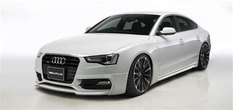 Audi A5 Sportback Tuning by Wald Audi A5 Sportback Tuning Kit Autonews 1