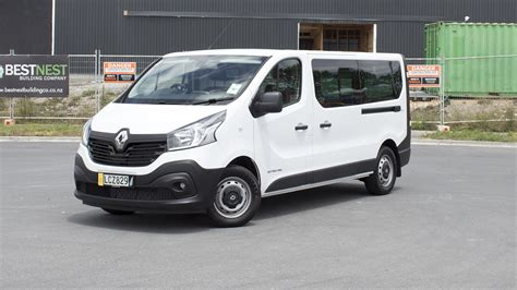 Renault Traffic by 2017 Renault Trafic Dci 140 Lwb