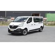 Dimension Renault Trafic Van Dimensions