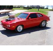 1972 Ford Pinto Blown Pro Street  Custom Cars