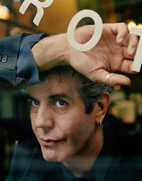 anthony bourdain and tre cool anthony bourdain the epitome of mischief irreverent
