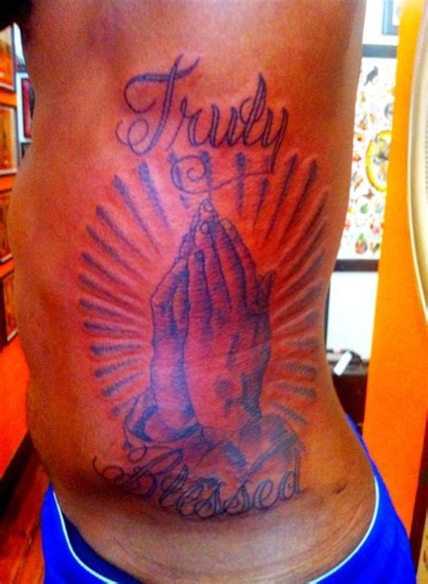 truly blessed tattoo truly blessed tattoos designs