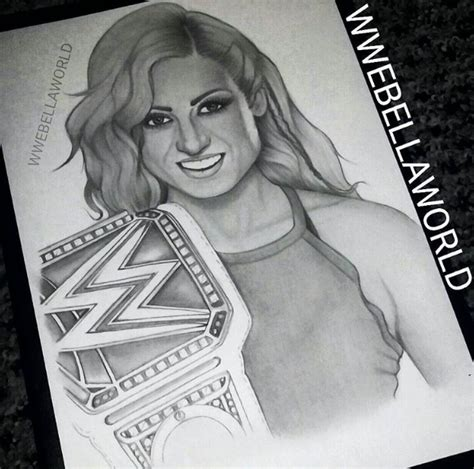 becky lynch wwe smackdown live women s champion by