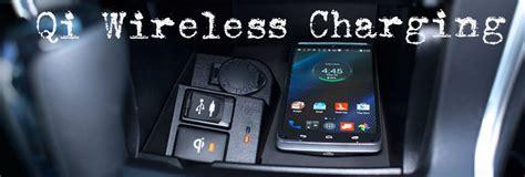 toyota vehicles  qi wireless charging