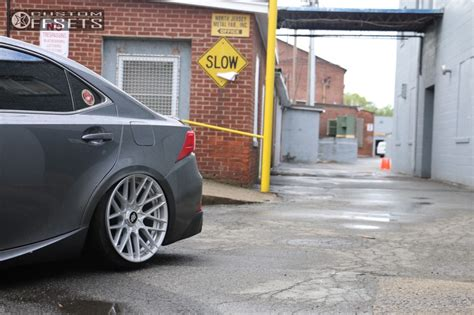 lexus rotiform 2015 lexus is350 rotiform rse air lift performance bagged