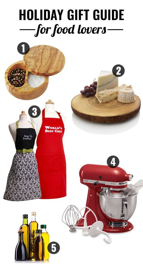 holiday gift guide gifts for the foodie chef in your life