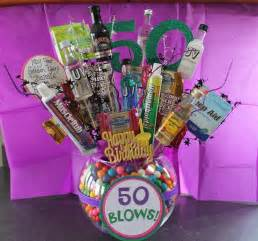 Holiday Gift Basket 50th Birthday Gift Ideas Diy Crafty Projects