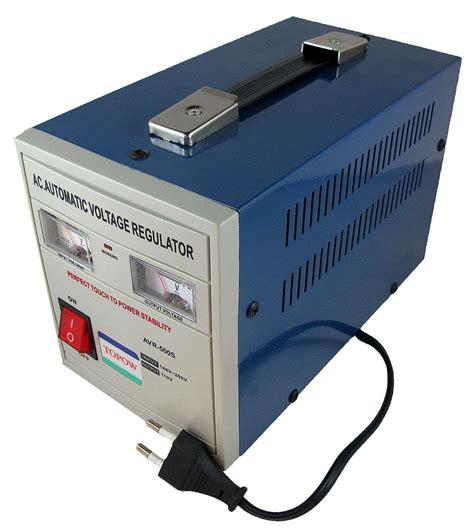 Stabilizer Matsunaga 500 Watt 500w Stavol 500 watt step 220 to 110 power voltage converter transformer stabilizer ebay