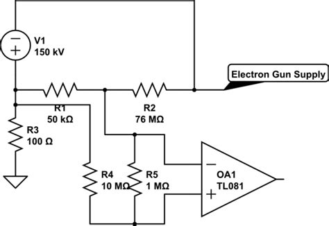 power measurement integrated circuit measurement measuring large differential voltage electrical engineering stack exchange
