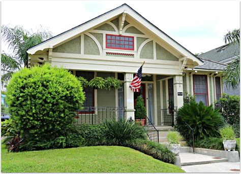 new orleans bungalow new orleans homes and neighborhoods 187 craftsman homes in