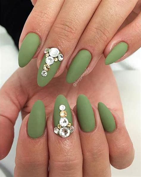 matte nail designs youll   copy  fall stayglam