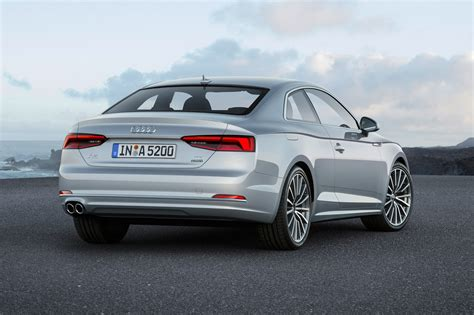 audi of new audi a5 and s5 revealed more space tech and power by