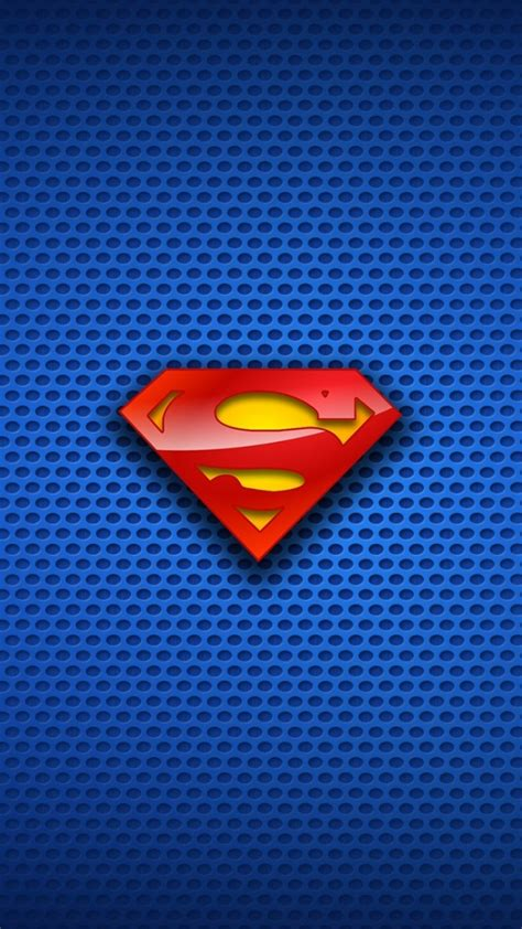 Superman Dc Comics M0044 Zenfone 3 Max 5 5 Print 3d superman logo galaxy s3 wallpaper 720x1280