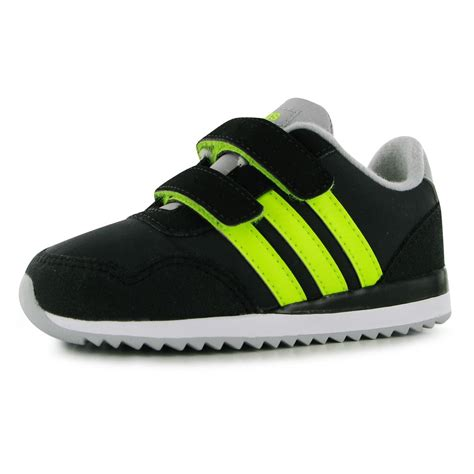 Jogger Adidas Classic Black adidas jogger rip cf trainers infants black yellow baby sneakers shoes footwear ebay
