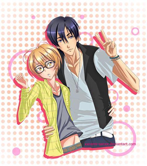 wallpaper anime love stage love stage izumi and ryoma by namiiru on deviantart