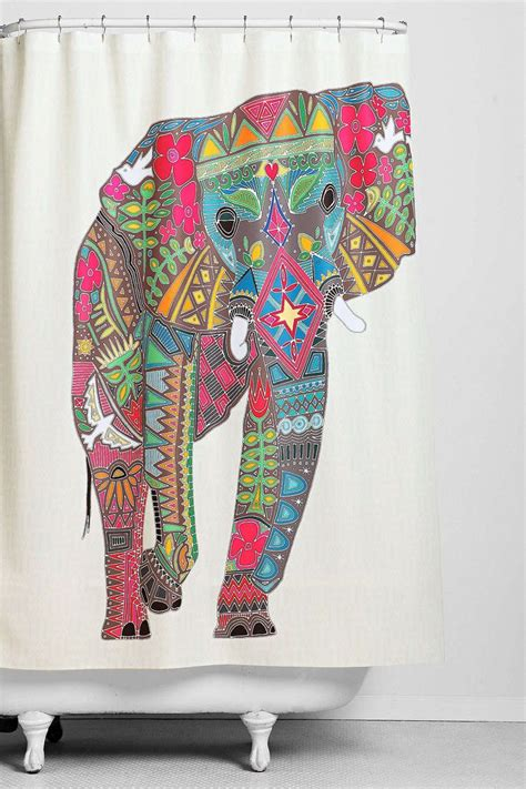 shower curtain elephant 17 best ideas about elephant shower curtains on pinterest