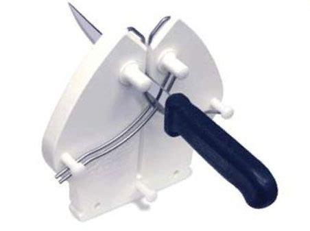 ergo steel knife sharpener ergo knife sharpener from scobies direct
