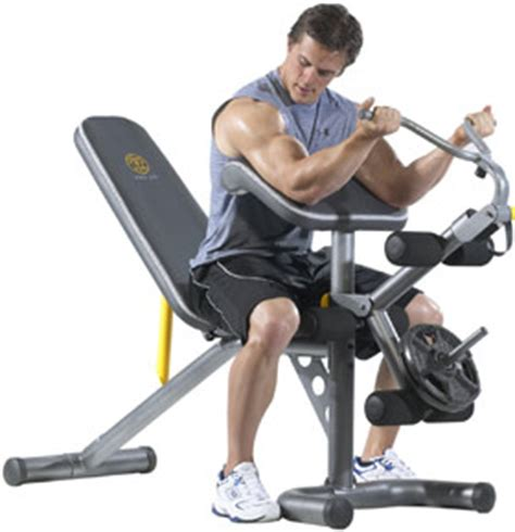 golds gym olympic bench gold s gym xrs 20 olympic bench review home gym now