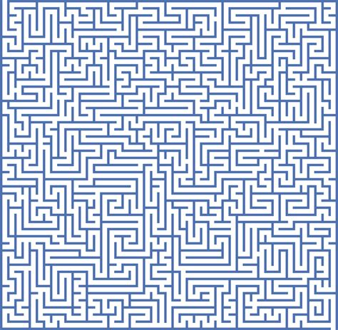 Maze In Blue the grief maze 4 hurting