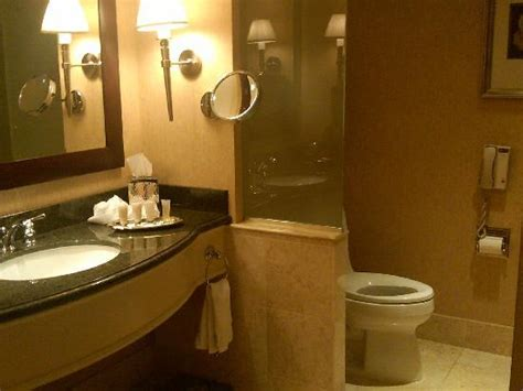 clean bathroom picture of intercontinental hotel