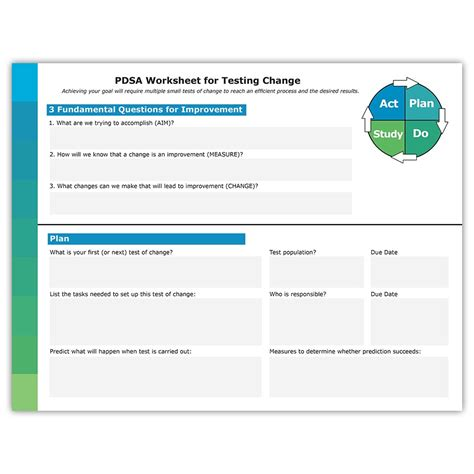 Pdsa Template by Pictures Pdsa Worksheet Dropwin