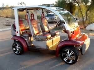 extremely 2002 ford think 72v nev golf cart