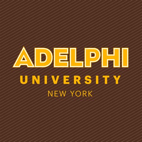 brown brand identity wallpapers adelphi university