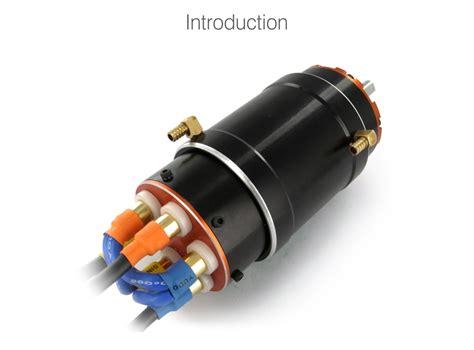 protues x524 series brushless motor for marine - Brushless Motors For Model Boats