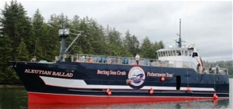 alaska crab boat tour youtube tourists spent more in southeast this season krbd
